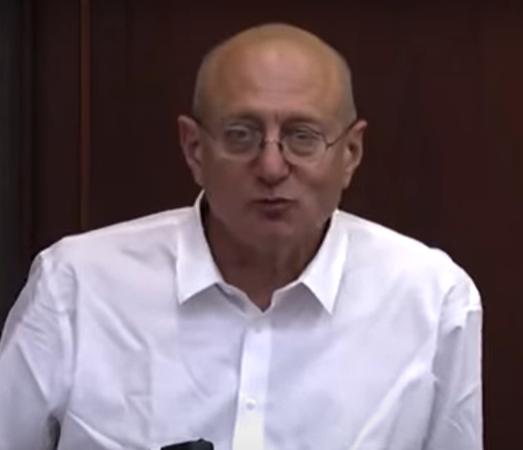 השופט אלכס שטיין הסובייטולוג