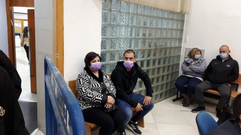 הגננות המתעללות מאיה דוידוב וסבטלנה צ'רשני. תמונה: אורפז