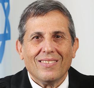 השופט יהושע גייפמן