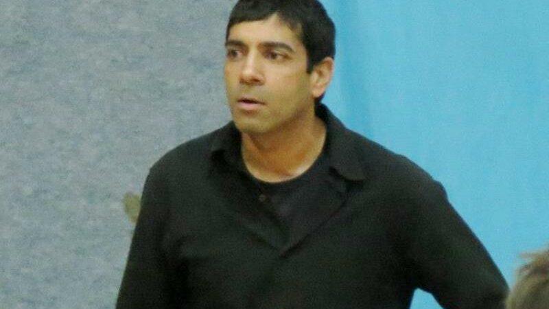 רונן יוסף מאמן כדורסל פדופיל
